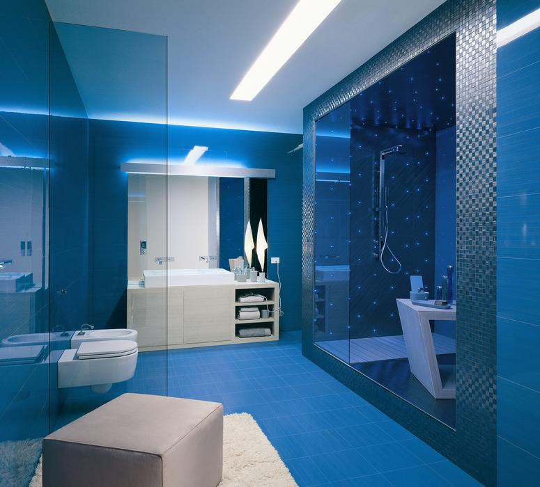 Stunning salle de bain sans lumiere naturelle contemporary awesome
